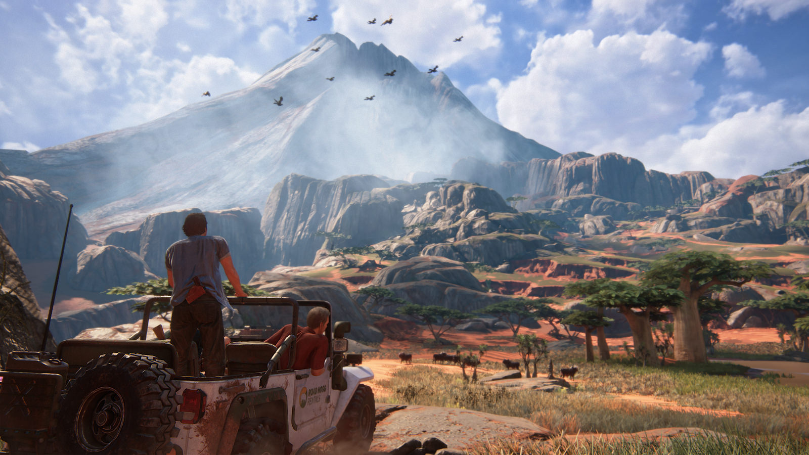 Uncharted 4 delivered a fitting end to the series.