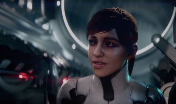 E3 2016: EA Reveals New Mass Effect Andromeda Trailer