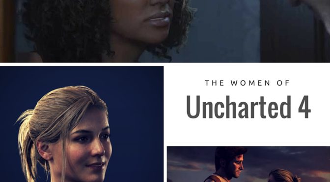 female characters in uncharted 4