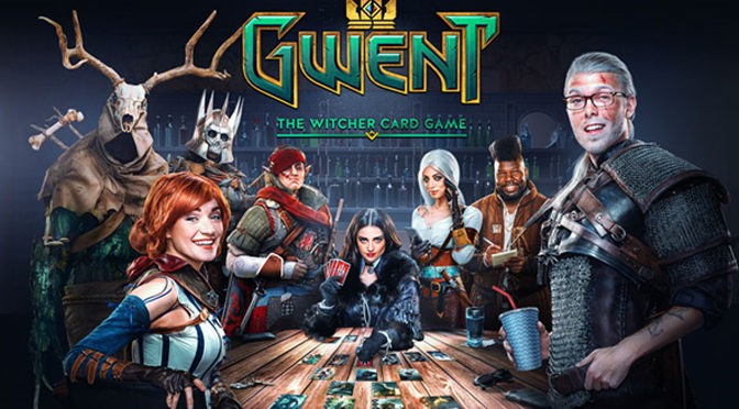 E3 2016: CD Projekt Red Announces Gwent: The Witcher Card Game