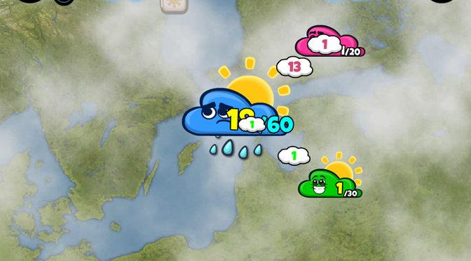 Cloud Wars Sunny Day 2