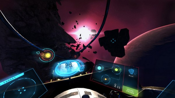 Trailer: Space Rift Virtual Reality PS4 Game