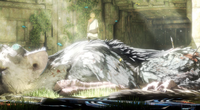 E3 2016: Sony Announces The Last Guardian Release Date for October