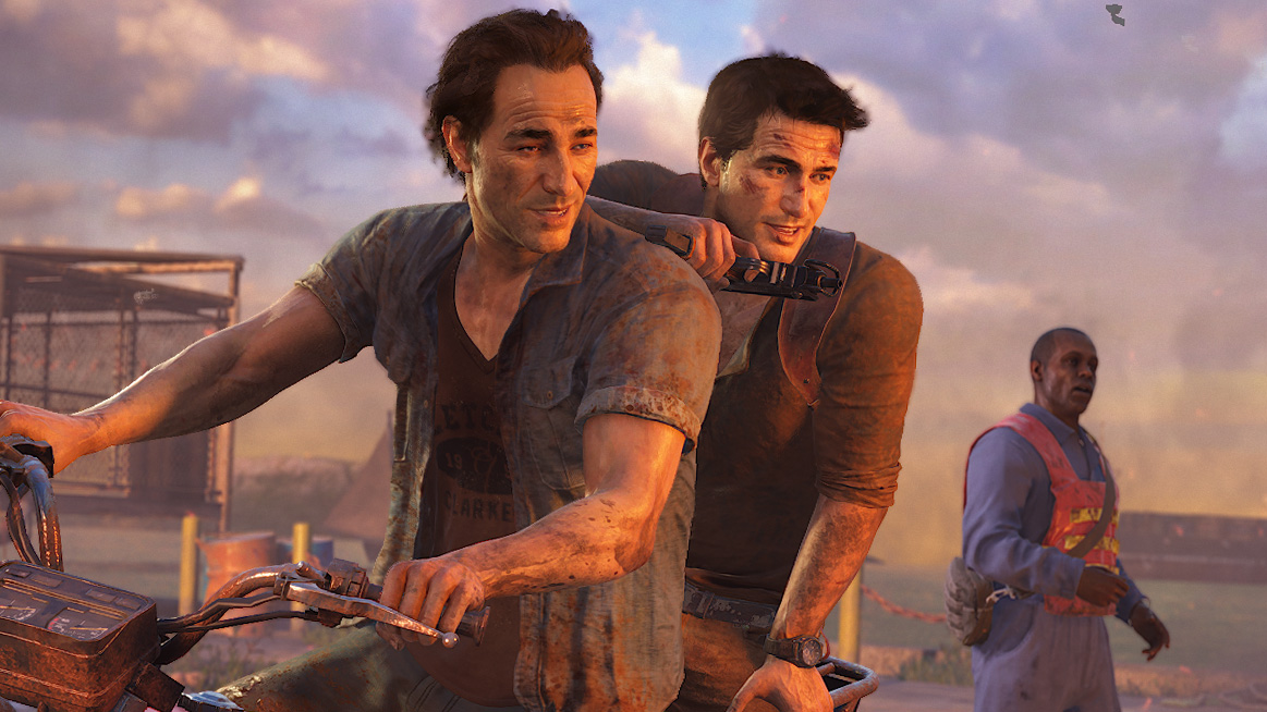 Uncharted 4 podcast