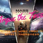 6 Things We Want in Mass Effect Andromeda