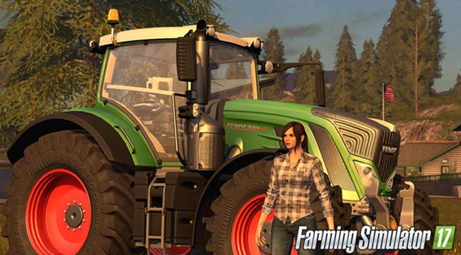 First Female Lead Character Added to Farming Simulator Series
