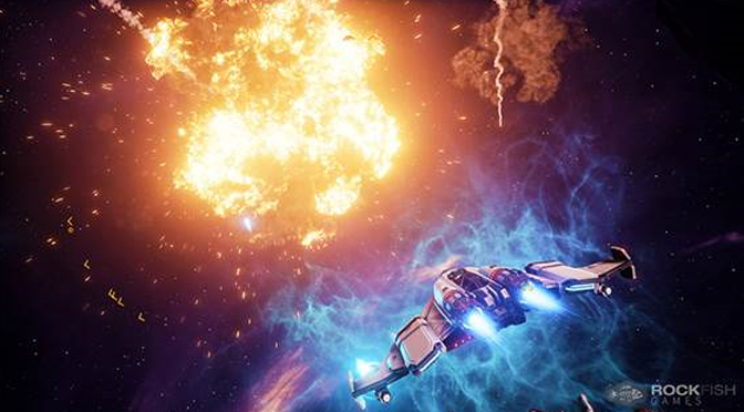 EVERSPACE Roguelike Space Shooter Hits Beta, Gets New Trailer