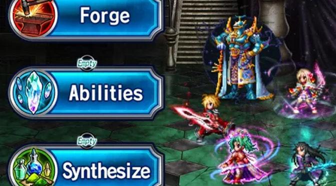 Final Fantasy Brave Exvius Sets a New Bar