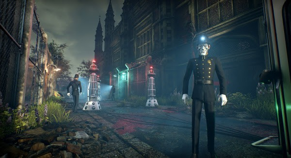 Trailer: We Happy Few