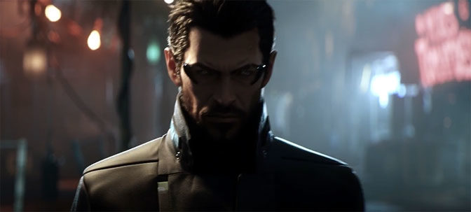 Deus Ex: Mankind Divided Gets Launch Trailer