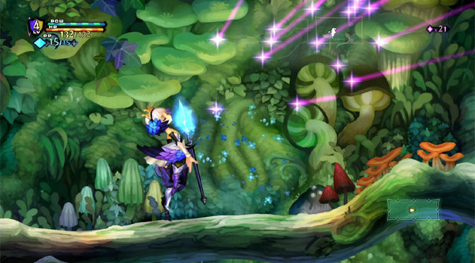 Magic is Reborn with Odin Sphere: Leifthrasir