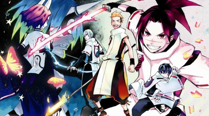 Manga Monday: Getsu in no Onmyouji by Gotsubo Masaru