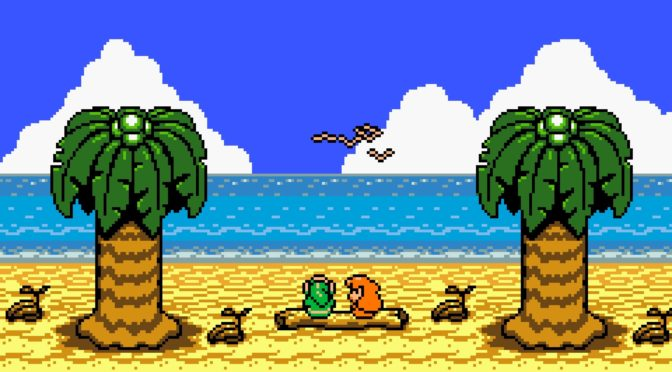 Retro Game Friday: Link's Awakening