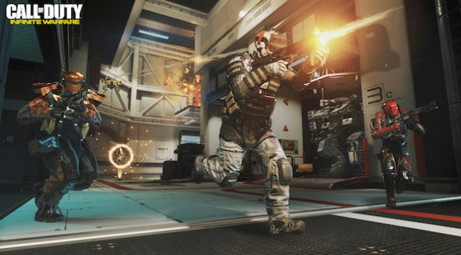 First look: Call of Duty Infinite Warfare, Modern Warfare Remastered