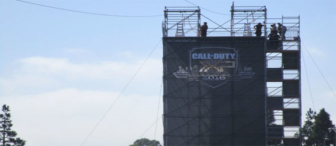 Activision's Call of Duty XP 2016: eSports, Fandom and Military Might