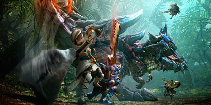 Monster Hunter Generations' Crowning Success