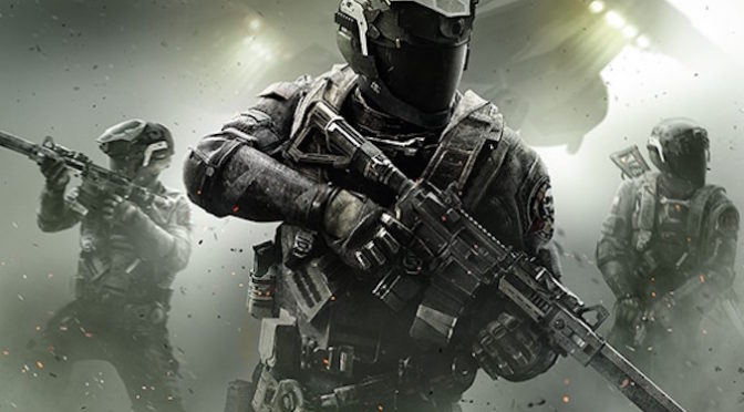 Experiencing Future War with Call of Duty: Infinite Warfare