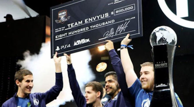 Call of Duty World Championship is Certified Largest CoD eSports Event