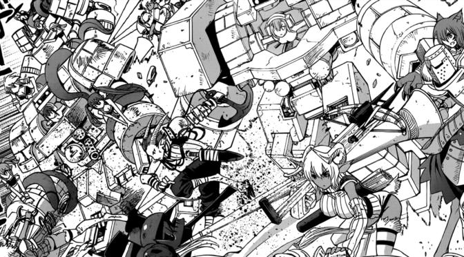 Manga Monday: 12 Beast by Okayado