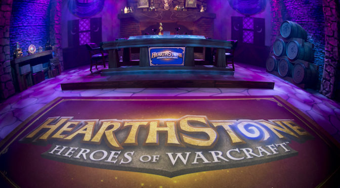 Presenting Hearthstone: Heroes of Warcraft