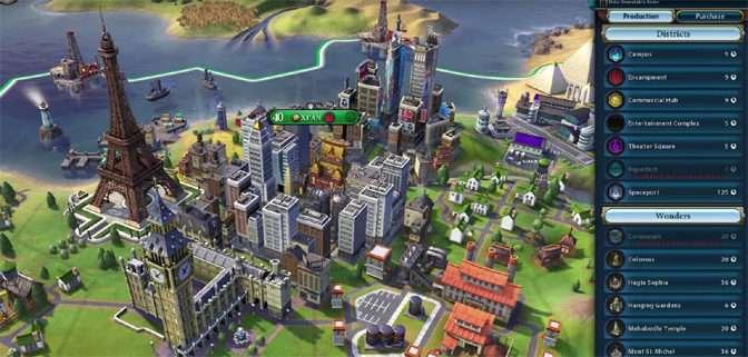 A Whole New World with Civilization VI