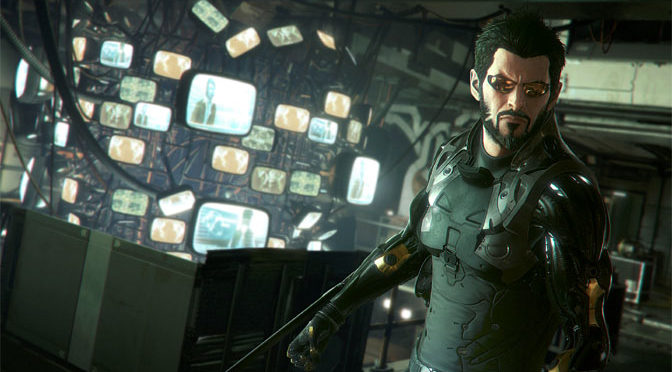 Explore the Dystopian Future of Deus Ex: Mankind Divided
