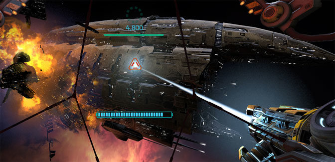 CCP's Valkyrie, Gunjack Released for PlayStation VR