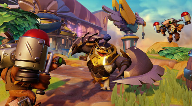 Create Your Own Heroes with Skylanders: Imaginators