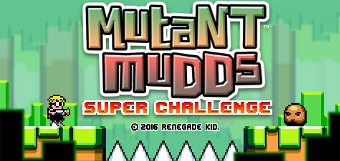 Crazy, Challenging Fun with Mutant Mudds
