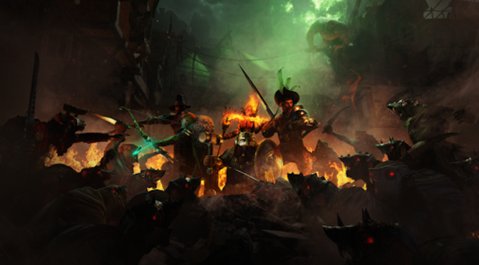 Stop the Skaven in Warhammer: End Times- Vermintide