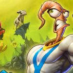 Retro Game Friday: Earthworm Jim