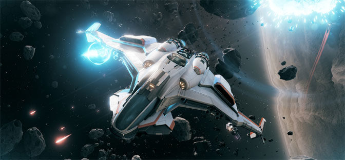 Preview: The Sky Is Not the Limit with Everspace