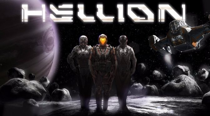 Trailer: Hellion First Person Space Survival Game