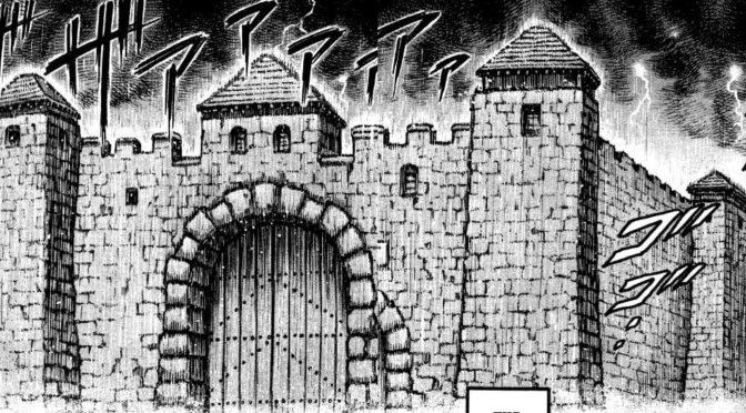 Manga Monday: Kento Ankokuden Cestvs by Wazarai Shizuya