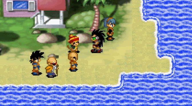 Retro Game Friday: DBZ Legacy of Goku