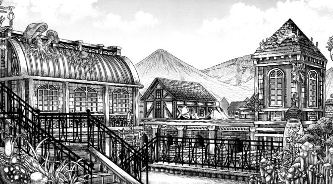 Manga Monday: Somali to Mori by Gureishi Yako