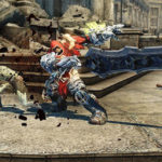 War Rides Again in Darksiders: Warmastered Edition