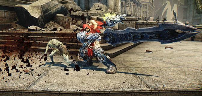 War Rides Again in Darksiders: Warmastered Edition
