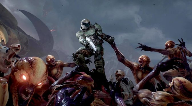 Bethesda Confirms DOOM and Elder Scrolls for Next Gen Consoles