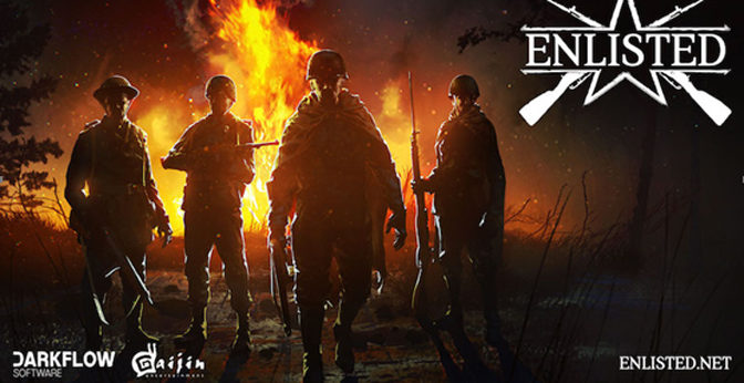Gaijin Announces New World War II FPS: Enlisted