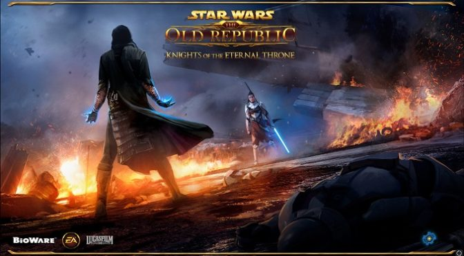 Continue the Saga in SWTOR Knights of the Eternal Throne