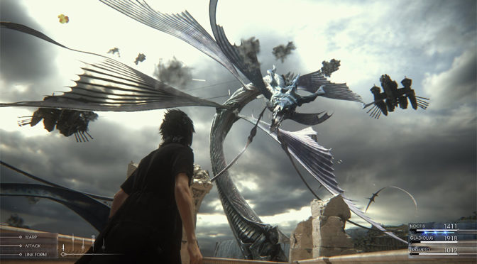 Final Fantasy XV is a Stunning Success