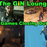 The GiN Lounge: Great Videogames Closing Out 2016
