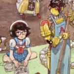 Manga Monday: Atom by Tetsuro Kasahara