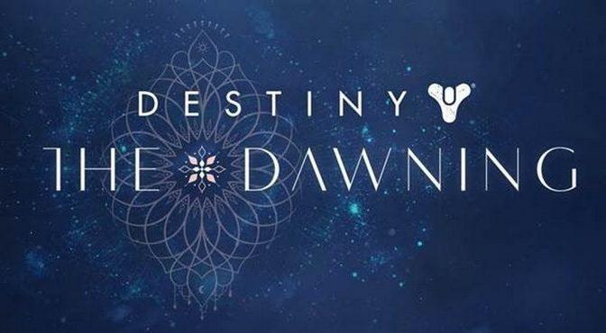 Trailer: Destiny: The Dawning