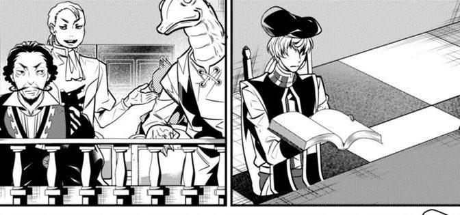Manga Monday: Isekai Houtei Rebuttal Barrister by Kawamoto Homura