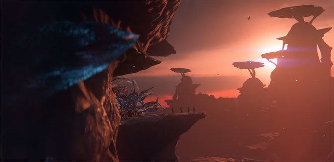Second Mass Effect Andromeda Trailer Revealed
