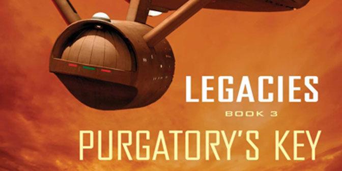 Warping Home with Star Trek: Legacies: Purgatory's Key