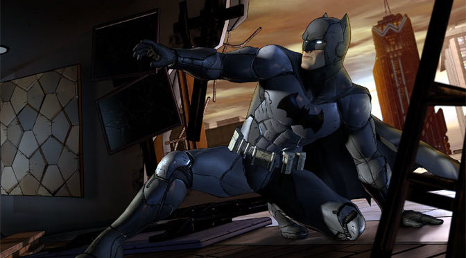 Expert Storytelling with Batman: The Telltale Series