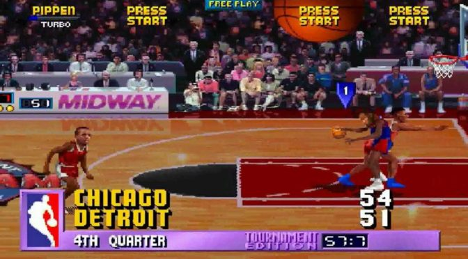 Retro Game Friday: NBA Jam 1993